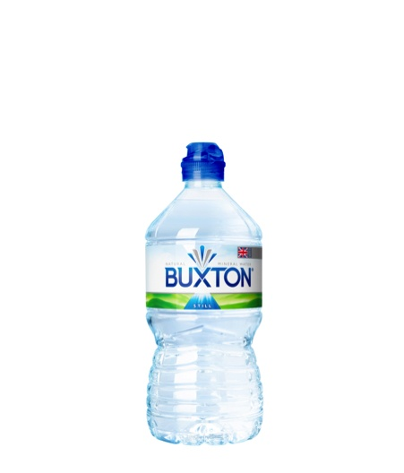 Buxton Still Natural Mineral Water Bottle 750 ml