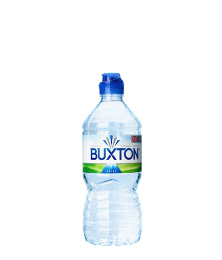 Buxton Still Natural Mineral Water Bottle 1L