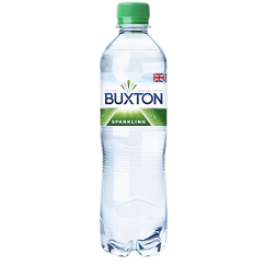 Buxton water sparkling water - 500ml