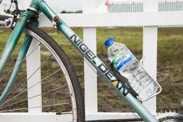 Buxton Water for cycling hydration